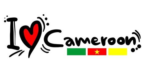 Love camerun