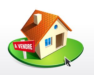 Immobilier - Maison a vendre