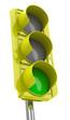 Die grüne Ampel