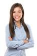 Asian businesswoman casual portrait