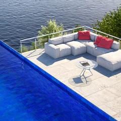 Pool near Ocean