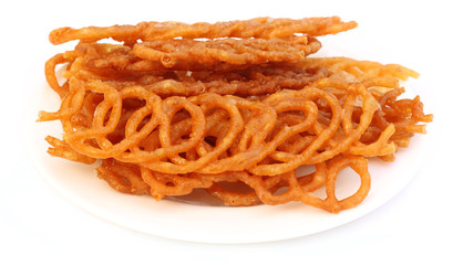 Jilapi or jalebi of Southeast Asia
