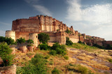 fortress of Mehrangarh