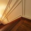 moulure cage d'escalier art déco