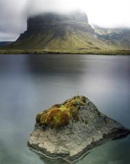 Iceland landscape detail