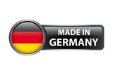 Made in Germany - Button