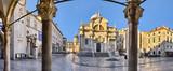 The Church of St. Blaise in Dubrovnik, Croatia