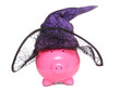 Halloween witch piggy bank