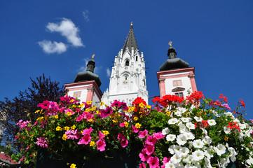 Basilika in Mariazell, Österreich