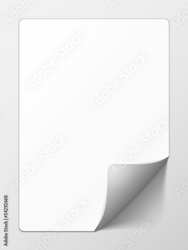 Vector Tag Sticker Label Shadow