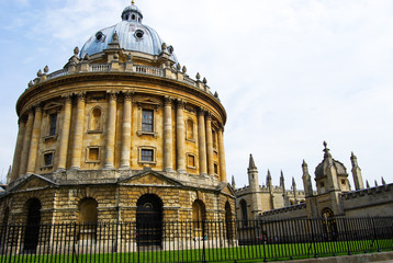 Library in Oxford