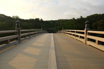 伊勢神宮・内宮の宇治橋