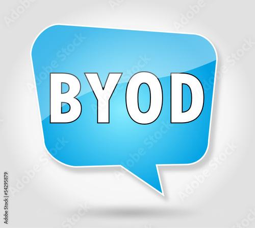 Bulle : BYOD