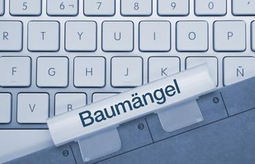 Baumängel Tastatur