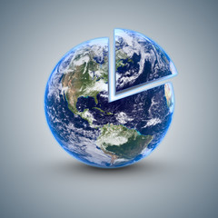 Earth 80 percent