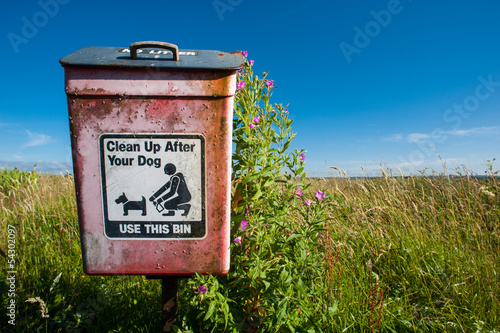 pet poop disposal