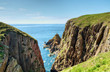 Cliffs on the Mull of Galloway