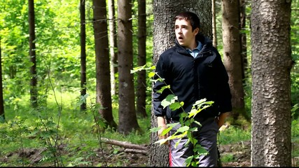 Boy lost in the woods  episode 9