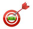 target sales illustration design