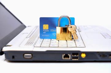 Kreditkarten Sicherheit im Internet