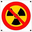 Divieto di radiazioni nucleari