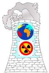 Contro il nucleare per un mondo senza scorie