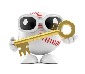 Baseball holds the key
