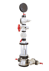 Oil well wellhead
