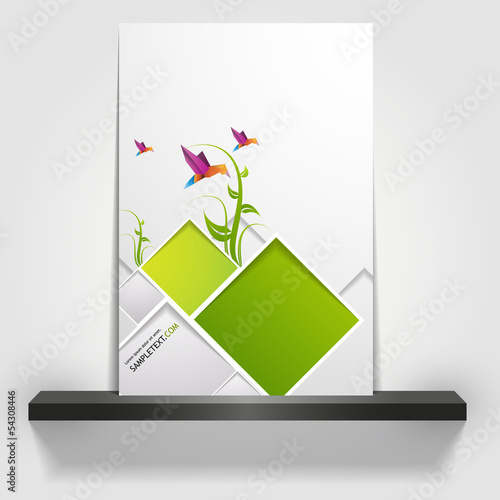 Eco cover design