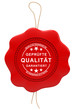 Geprüfte Qualität Garantiert
