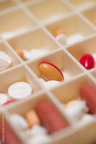 viele verschiedene tabletten macro makro