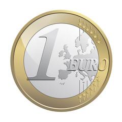 Pièce 1 euro