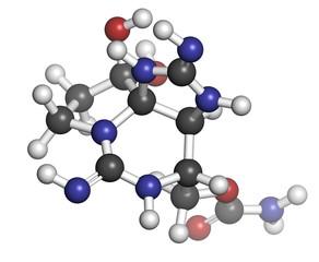 Saxitoxin (STX) paralytic shellfish toxin (PST)