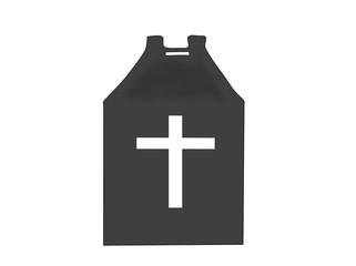 キリスト教徒の葬具