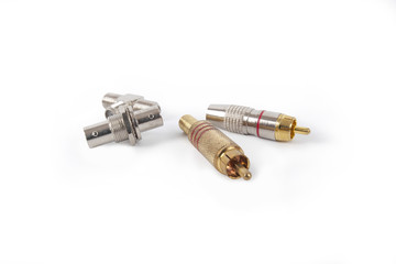 input plug, Metal electronic parts for electric appliances