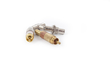 input plug, Metal electronic parts for electric appliances