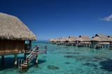 Paradise resort, Tahiti, French Polynesia - 54318463