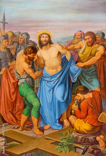 Vienna - Jesus Stripped of His Garments.