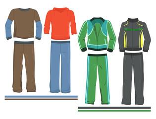 Men's sportswear