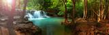 Fotoroleta Huay mae kamin waterfall