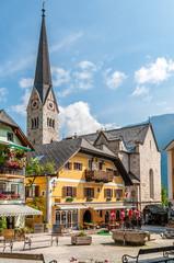 Hallstatt Square