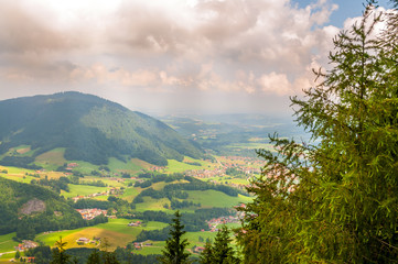 View from Unternberg