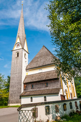 Church in Inzell