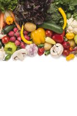 Gemüse -Sortiment