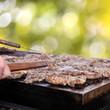schnitzel vom grill