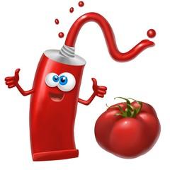 tubetto ketchup