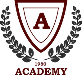 University and Academy Emblems And Symbols