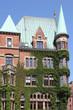 historisches Mehrfamilienhaus in Hamburg