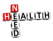 3D Need Health Crossword