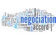 Négociation (collective, commerciale; tagcloud français)